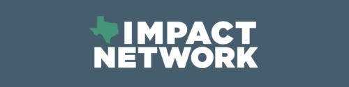 Texas Impact Network Logo Googleforms Bluebg